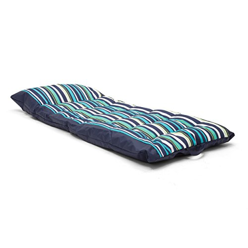 Big Joe Kona Float Cool Cozumel Stripe Bean Bag, Multicolor