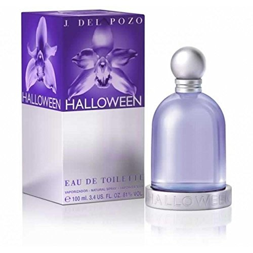 Halloween By Jesus Del Pozo For Women. Eau De Toilette Spray 3.4 Ounces
