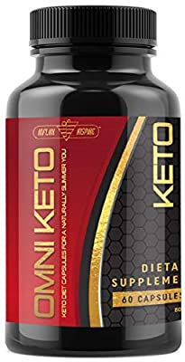 Keto Diet Pills - Weight Loss Fat Burner for Men & Women - Ketogenic Supplement Created to Block Carbs and Balance Out a Healthy Keto Lifestyle - 800mg - 60 Capsules