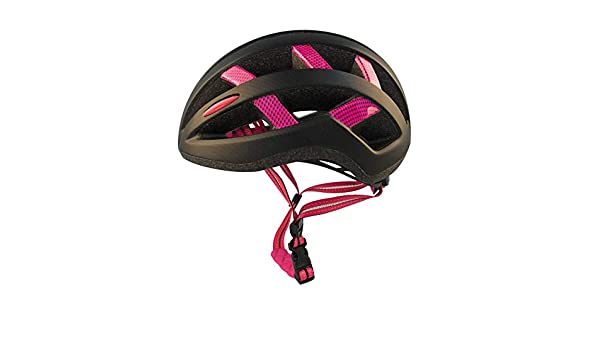 Amazon.com : TZTED Padded Road Mountain Bike Cycling Helmet for Bike Riding BMX Scooter Skate Mountain Road Bicycle Helmet, Pink, L(56~63CM) : Sports & ...