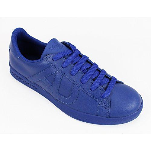 Armani Jeans06565YO - Scarpe Stringate Uomo Blu