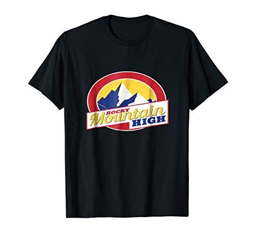 Rocky Mountain High Colorado shirt (Crystal Mill In The Rocky Mountains Of Colorado)