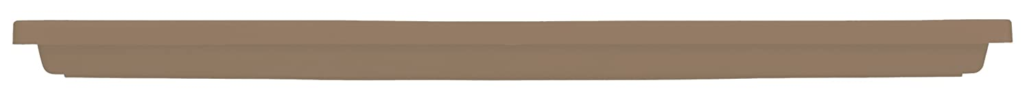 Akro-Mils SVN18000E21 Tray for Venetian Flower Box, Chocolate, 18-Inch