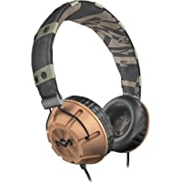 House of Marley EM-JH000-MI Soul Rebel Midnight On-Ear Headphones