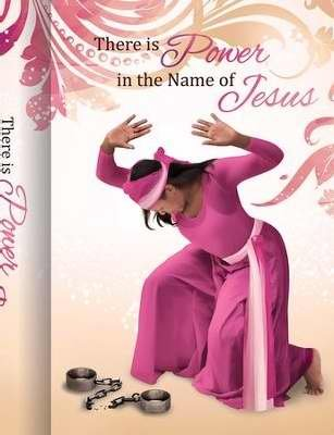 """African American Expressions - Power in the Name of Jesus Journal (128 pages, 6.25"""" x 8.5"""") J-155"""