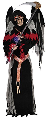 Costumes For All Occasions Mr124148 Winged Reaper Ultimate Animat -