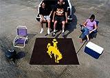 Best FanMats Fans - Fanmats Wyoming Cowboys Tailgater Mat Review