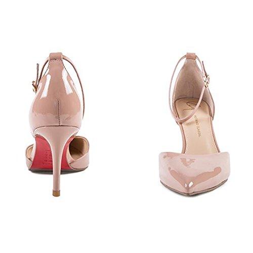 Sommer Schuhe Komfortabel Mit 38 Absatzhöhe Und Pumps CN38 High Ly EU Heel Frühling DALL 7 Heels Stilvoll 5 19 Ms Cm Und UK5 5 Einzelne Fein größe aXOTwq