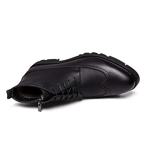 shoes Bottes Noir Pour Sry Homme dxF4wnCq