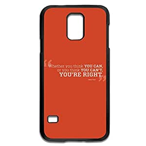 Samsung Galaxy S5 Cases Right Design Hard Back Cover Cases Desgined By RRG2G