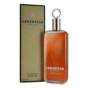 Lagerfeld Classic Lagerfeld EDT Spray Men 5 oz Pack of 2