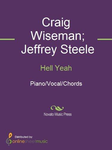 Hell Yeah Kindle Edition By Craig Wiseman Jeffrey Steele
