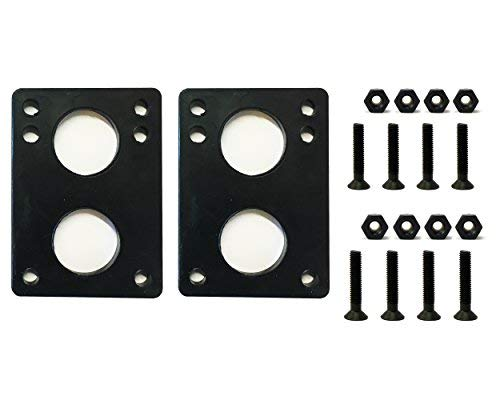 Buy skateboard riser pads and hardware