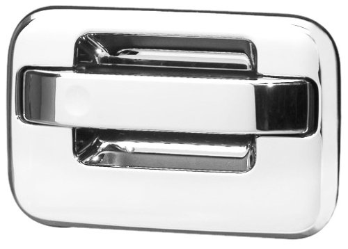 (Putco 401001 Chrome Trim Door Handle Cover)