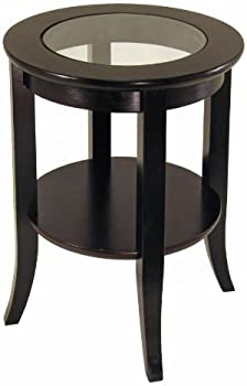 Winsome Wood Genoa End Table