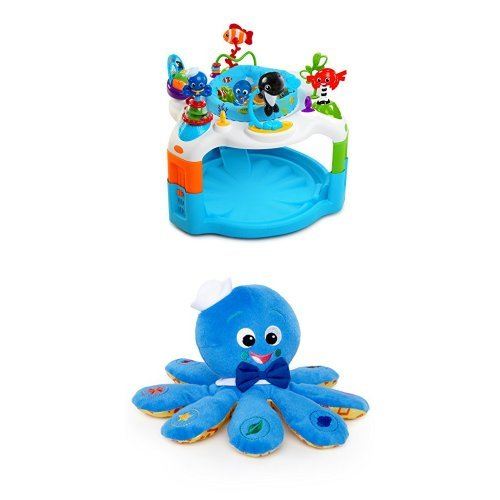 b1bd51509 Baby Einstein Rhythm of The Reef Activity Saucer   Baby EinsteinOctoplush  Plush Toy