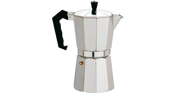 ALZA Cafetera Exprés Aluminio 6 Tazas: Amazon.es: Hogar