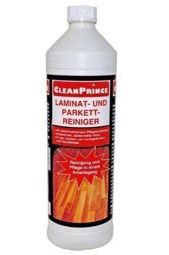 Parkett Reiniger 1 liter cleanprince laminat und parkett reiniger 1000 ml kork