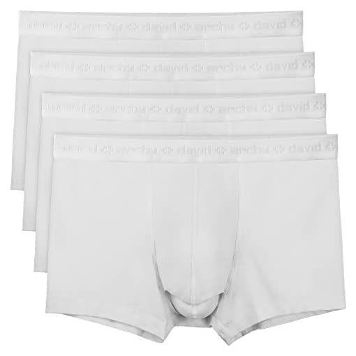 4acccb69d David Archy Men s 4 Pack Underwear Micro Modal Separate Pouches ...