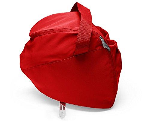 Stokke Xplory Stroller Shopping Bag, Red - Stokke Stroller Bag