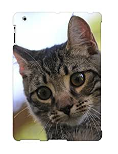 Cute High Quality Ipad 2/3/4 Animal Cat Case Provided By Guidepostee