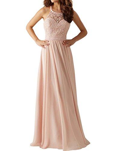 Cross Long Halter Cocktail Mint Lace Women's Dress Back AiniDress Prom With Gown Appliques Evening 5qRCI8
