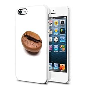 Coffee Bean - iPhone 5/5s White Case