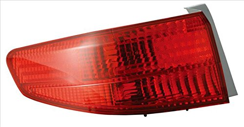 OE Replacement Tail Light HONDA ACCORD HYBRID 2005 Multiple Manufacturers HO2800160N Partslink HO2800160