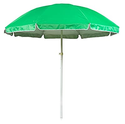 6.5' Portable Beach and Sports Umbrella by Trademark Innovations