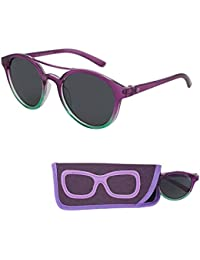 Sunglasses for Children – Smoked Lenses for Kids -...