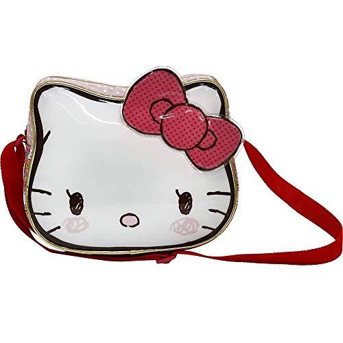 Lancheira Termica Infantil 3D Hello Kitty Original NF