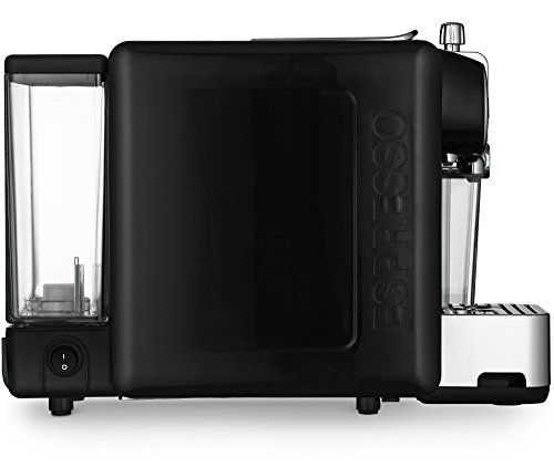Gourmia GCM6500 One Touch Automatic Espresso Cappuccino & Latte Maker Italian engineered and components Coffee Machine Froth Milk In Cup with the Push of One Button Nespresso Compatible by Gourmia (Image #5)