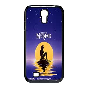 High Quality Phone Back Case Pattern Design 17The Little Mermaid Ariel Costful Pattern- For SamSung Galaxy S4 Case
