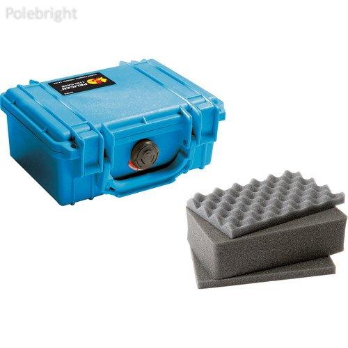 - 1120 Case with Foam (Blue)- Polebright Update