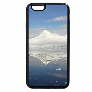 iPhone 6S / iPhone 6 Case (Black) Gerlache Strait