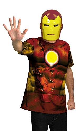 Iron Man Costume (Plus Size Iron Man Costume)