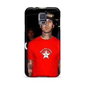 JasonPelletier Samsung Galaxy S5 Perfect Hard Phone Cover Customized High-definition Blink 182 Band Series [eIn10485mlLu]