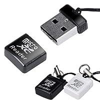 Slri Mini Super Speed USB 2.0 Micro SD/SDXC TF Kartenleser Adapter für Mac OS System
