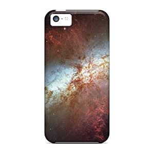 New JQe9377xiSP In The Space Skin Cases Covers Shatterproof Cases For Iphone 5c