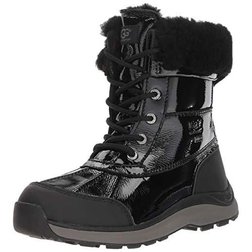 UGG Women's W Adirondack III Patent Snow Boot - 41hM%2BgDT2bL. SS500 - Getting Down Under