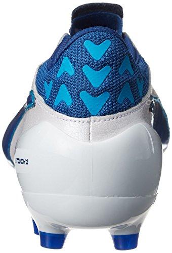 02 Puma Uomo true Ag puma Blue White blue Scarpe Da Calcio Bianco Danube 2 Evotouch gYq1Bwrg6