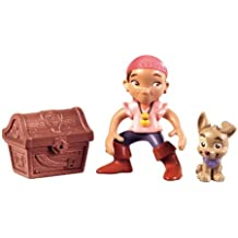 Fisher-Price Jake and the Never Land Pirates: Izzy and Patch Figure Pack