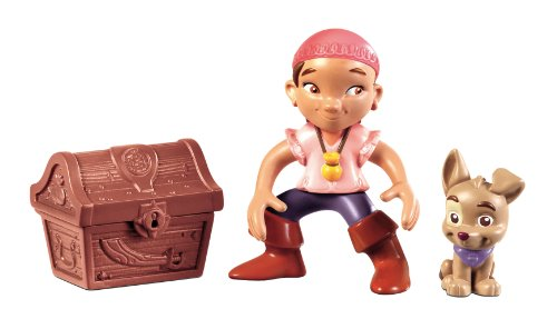 Fisher-Price Jake and the Never Land Pirates: Izzy and Patch Figure -