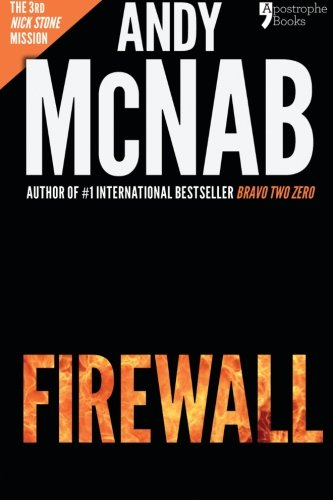 Firewall McNabs best selling thrillers material