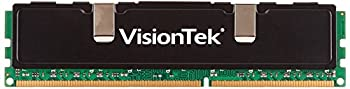 Visiontek 4gb Ddr3 1333 Mhz (Pc3-10600) Cl9 Dimm Low Profile Heat Spreader, Desktop Memory - 900385 3