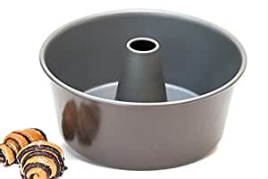 Amazon.com: Culina Premium Nonstick Angel Food Cake Pan 5