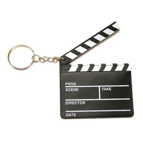 Rhode Island Novelty Hollywood Clapboard Keychains ()