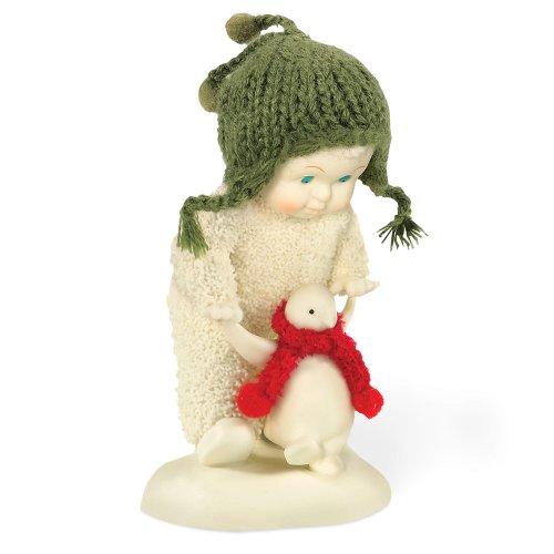 Department 56 Snowbabies Baby s First Steps Figurine