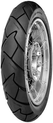 Continental ContiTrail Attack 2-Front Dual Sport Motorcycle Tire for BMW F800GS 2008-2017 90//90-21 54V