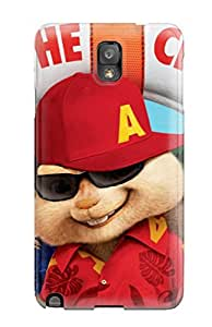 Paul Jason Evans's Shop Hot New Alvin And The Chipmunks 3 Tpu Case Cover, Anti-scratch Phone Case For Galaxy Note 3